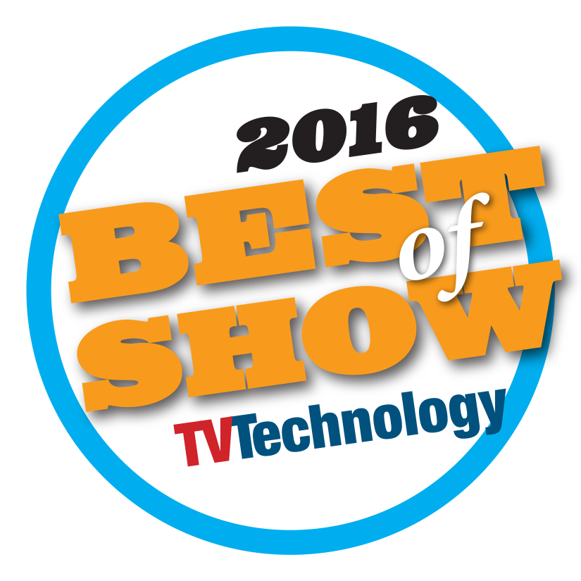 Best of Show Award for TVU RPS