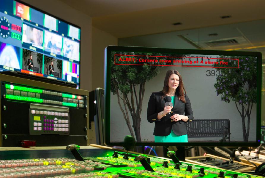 TVU Alert Image