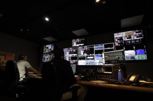 Live Sport Broadcast and Streaming - Remote Production Horse Racing