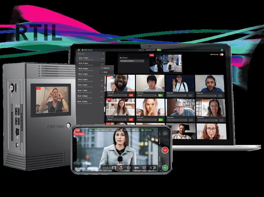 Participación de la audiencia en tiempo real - herramienta de colaboración de video en línea y conferencias