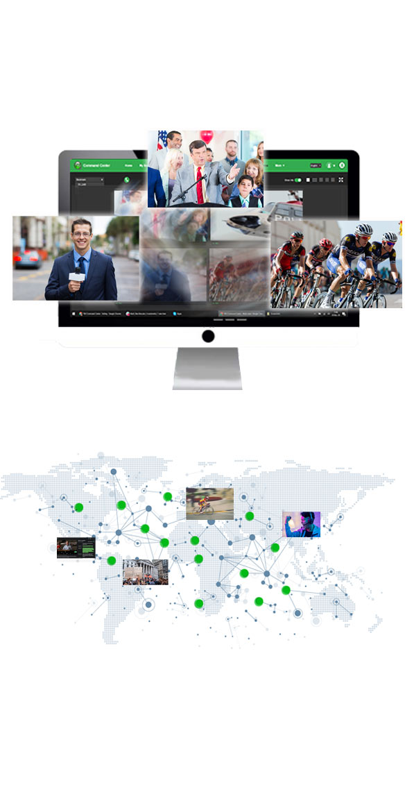 TVU Grid – Powerful and scalable live IP-based video switching, routing and distribution