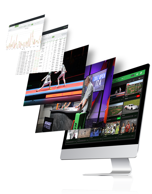 TVU Command Center - Monitor and control all TVU solutions from one centralized, cloud-based platform.