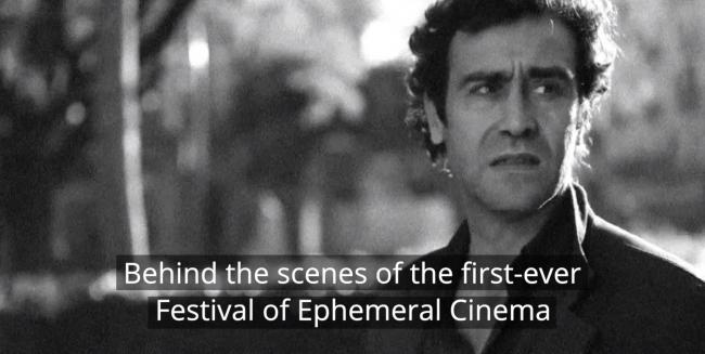 Cinema Ephemere uses Live TVU Solutions