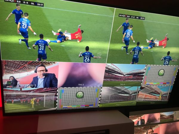 First Football Match Broadcast Over 5G Network in Portugal
